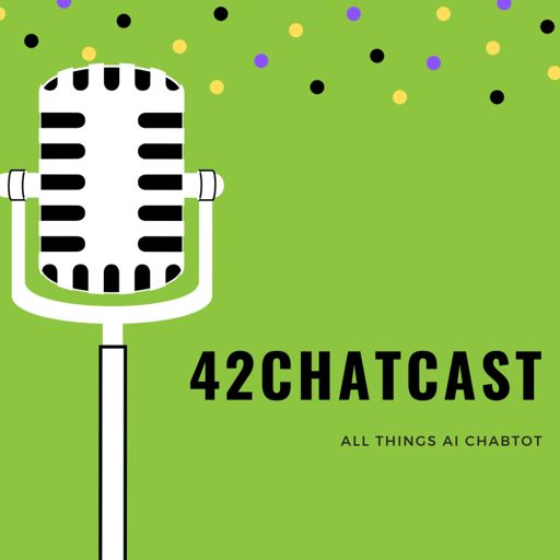 Cover art for podcast 42ChatCast