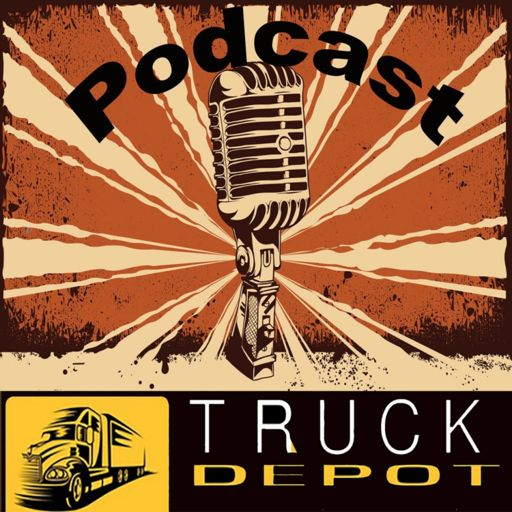Cover art for podcast The Truck Depot LLC Truck Parking Podcast