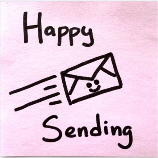 Cover art for podcast Happy Sending