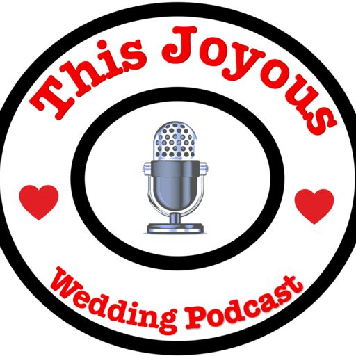 Cover art for podcast This Joyous Wedding Podcast