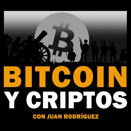 Cover art for podcast Bitcoin y Criptos