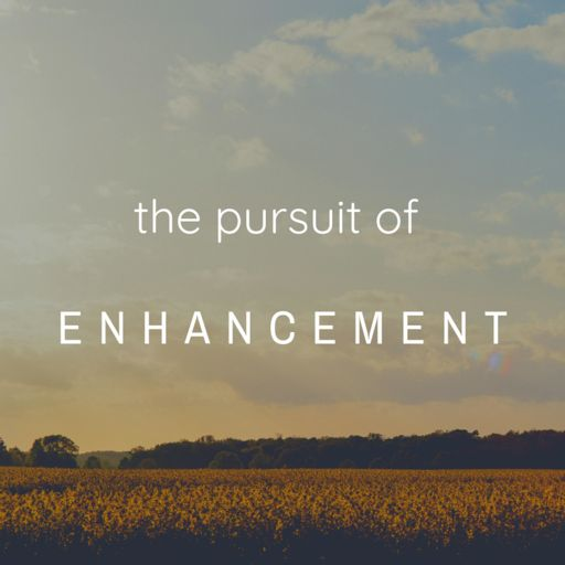 Cover art for podcast The Pursuit of Enhancement Podcast