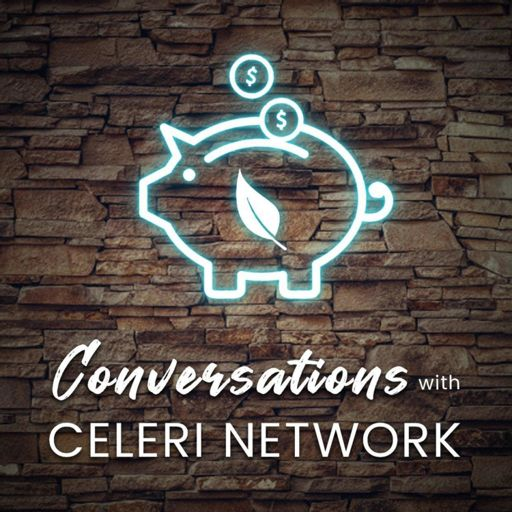 Cover art for podcast Conversations with Celeri Network