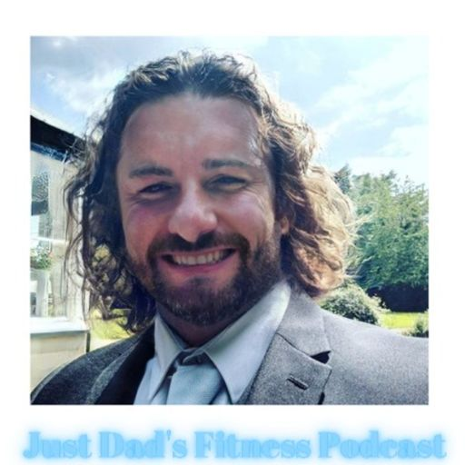 Cover art for podcast Just Dad's Fitness Podcast
