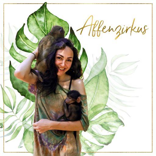 Cover art for podcast Affenzirkus