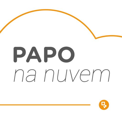 Cover art for podcast Papo na Nuvem