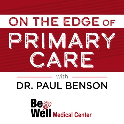 Cover art for podcast On the Edge of Primary Care
