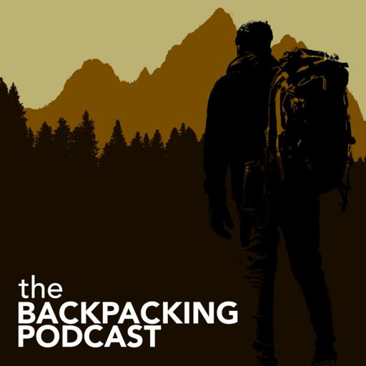 Cover art for podcast The Backpacking Podcast