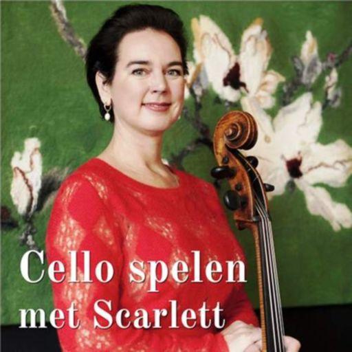 Cover art for podcast Cello spelen met Scarlett