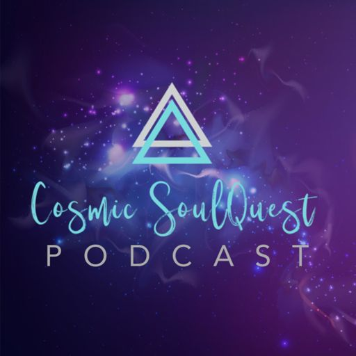 Cover art for podcast Cosmic SoulQuest