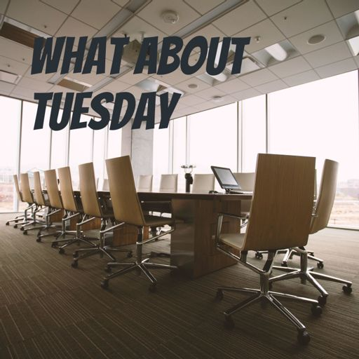 Cover art for podcast What About Tuesday