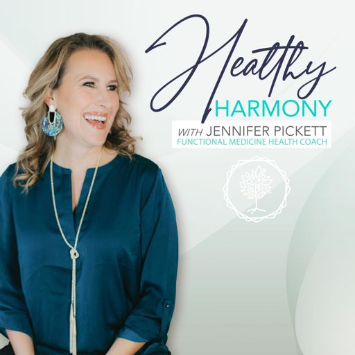 Cover art for podcast Inspire Healthy Harmony.....  Health Transformation, Functional Medicine, Mindset Coaching for Women