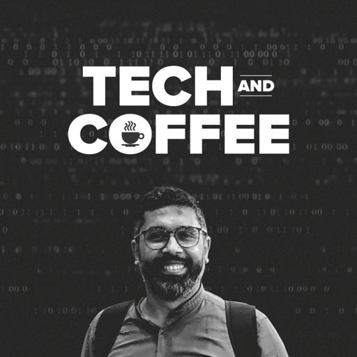 Cover art for podcast Tech and Coffee