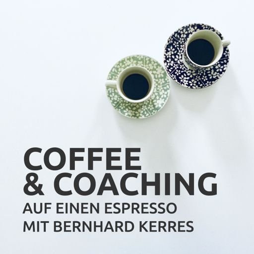 Cover art for podcast Coffee and Coaching