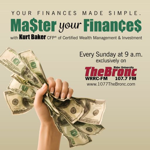 Cover art for podcast Master Your Finances(Official 107.7 The Bronc Podcast)
