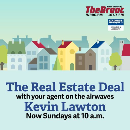 Cover art for podcast The Real Estate Deal(Official 107.7 The Bronc Podcast)
