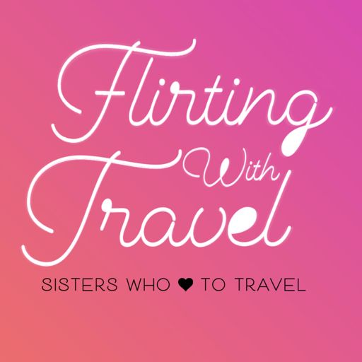 Cover art for podcast Flirting With Travel Podcast