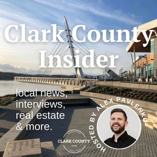 Cover art for podcast Clark County Insider