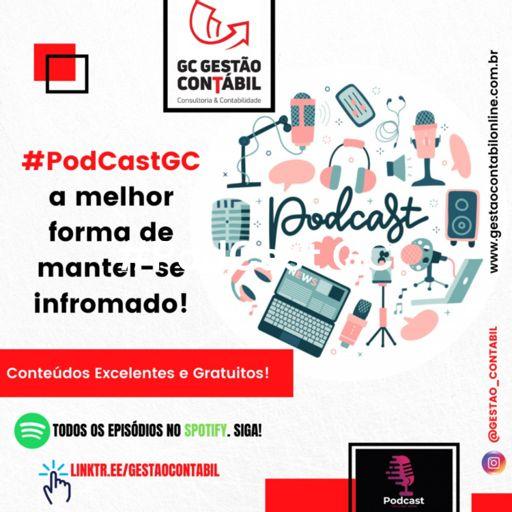 Cover art for podcast GC Gestão Contábil - Descomplicando a contabilidade