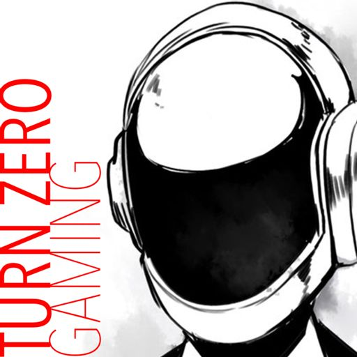 Cover art for podcast TURN ZER0 GAMING