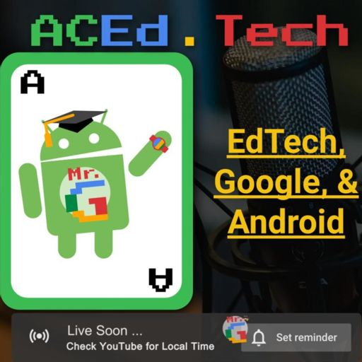 Cover art for podcast ACEd Tech