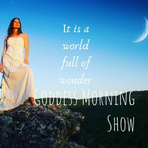 Cover art for podcast Goddess Morning Show