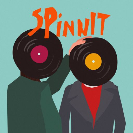 Cover art for podcast Spinnit
