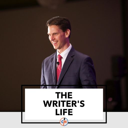 Cover art for podcast The Writer's Life