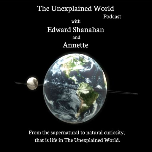 Cover art for podcast The Unexplained World