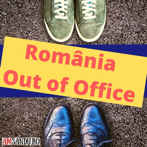 Cover art for podcast România Out of Office