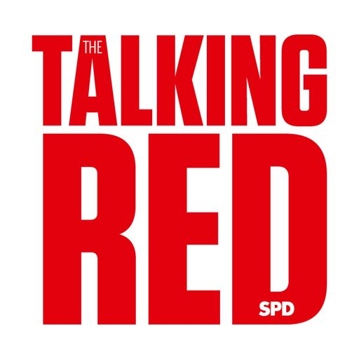 Cover art for podcast The Talking Red
