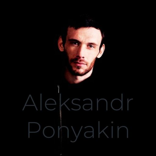 Cover art for podcast Aleksandr Ponyakin