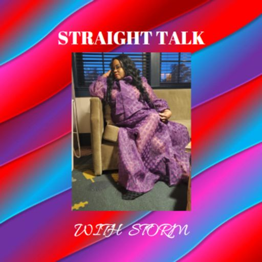 Cover art for podcast Straight Talk With Storm