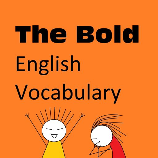 Cover art for podcast The Bold English Vocabulary