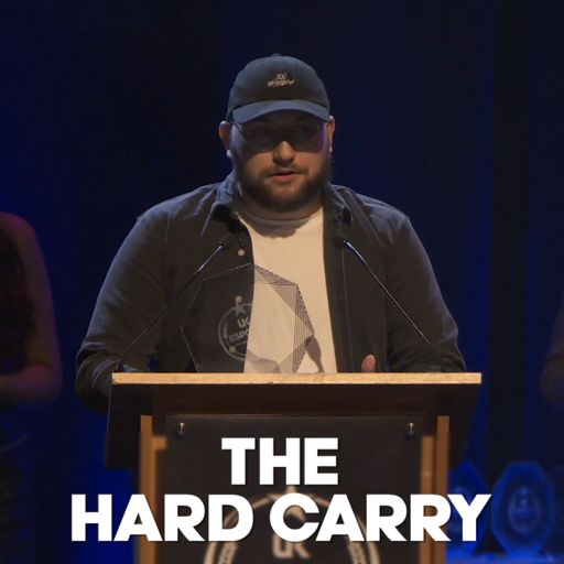 Cover art for podcast The Hard Carry with Adam Fitch