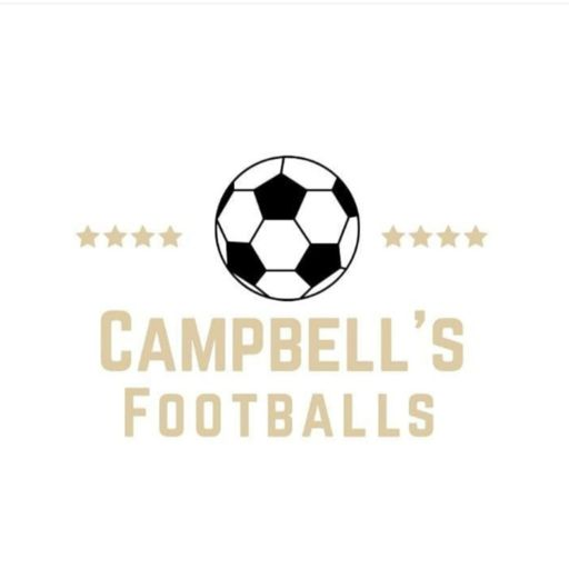 Cover art for podcast Campbell's Footballs