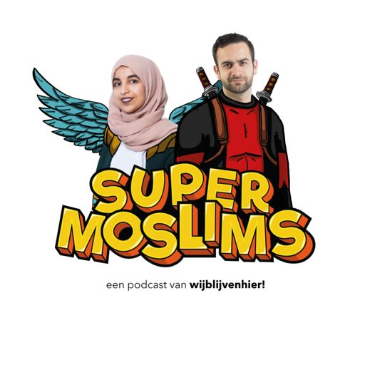 Cover art for podcast Super Moslims