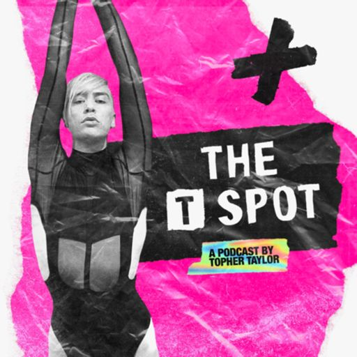 Cover art for podcast The T SPOT with Topher Taylor