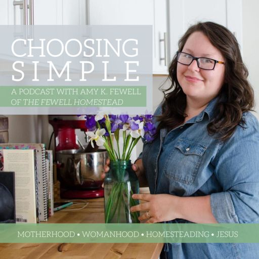 Cover art for podcast Choosing Simple