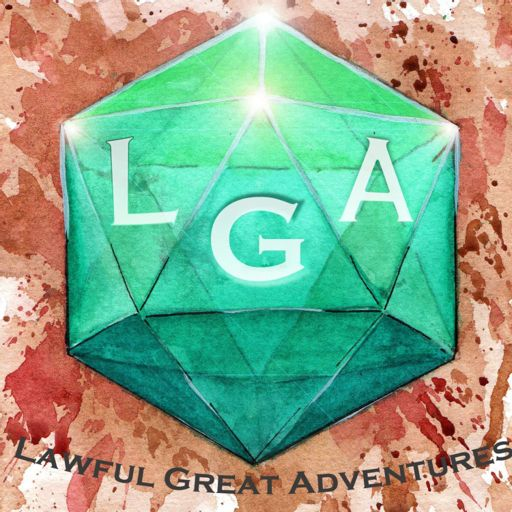 Cover art for podcast Lawful Great Adventures