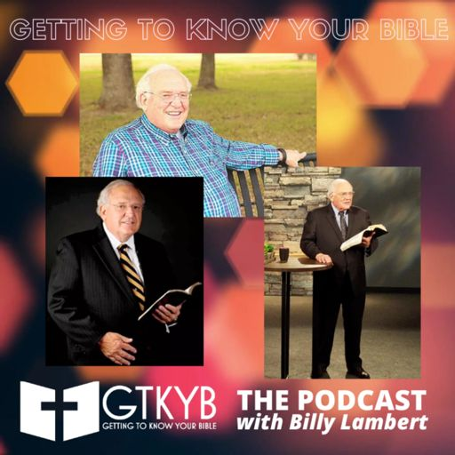 Cover art for podcast Getting To Know Your Bible