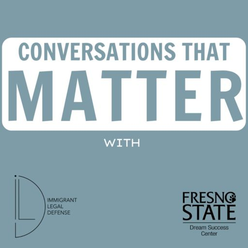 Cover art for podcast Conversations that Matter