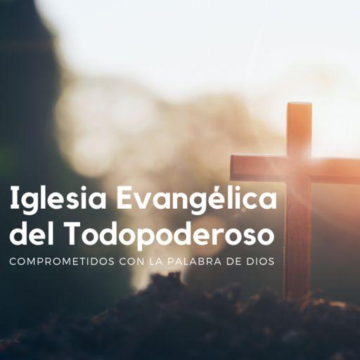 Cover art for podcast Prédicas Iglesia del Todopoderoso