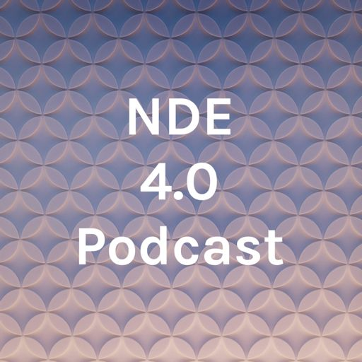 Cover art for podcast NDE 4.0 Podcast