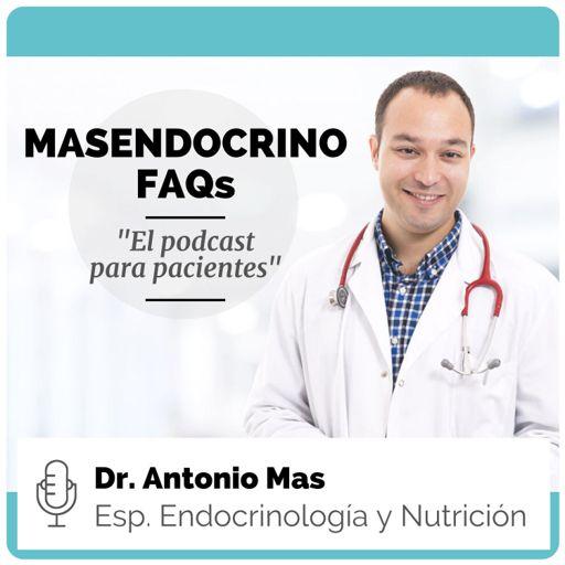 Cover art for podcast Masendocrino FAQs