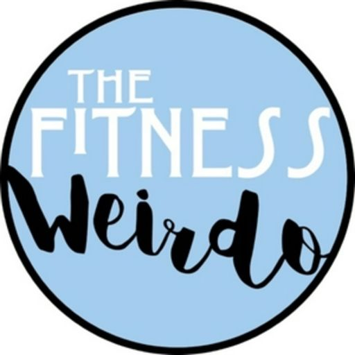 Cover art for podcast The Fitness Weirdo