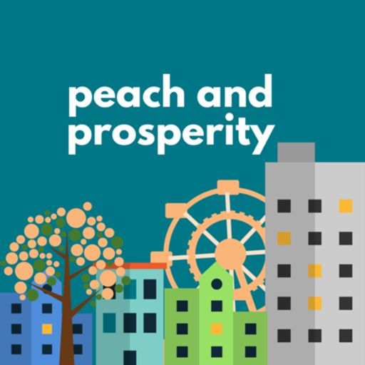 Cover art for podcast Peach and Prosperity