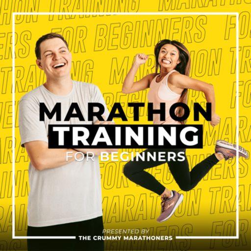 Cover art for podcast Marathon Training for Beginners