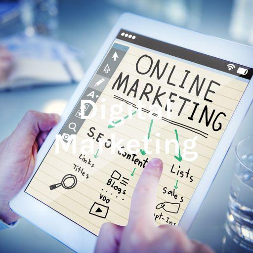 Cover art for podcast Digital Marketing - Joe Elkind Fort Lauderdale