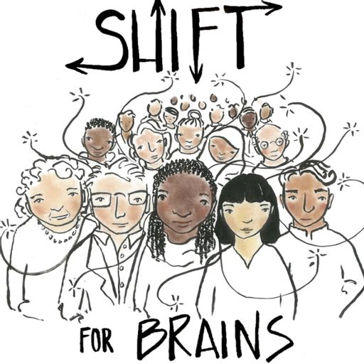 Cover art for podcast Shift for Brains
